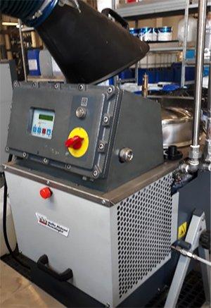 distillatore IST 22 ATEX II2G
